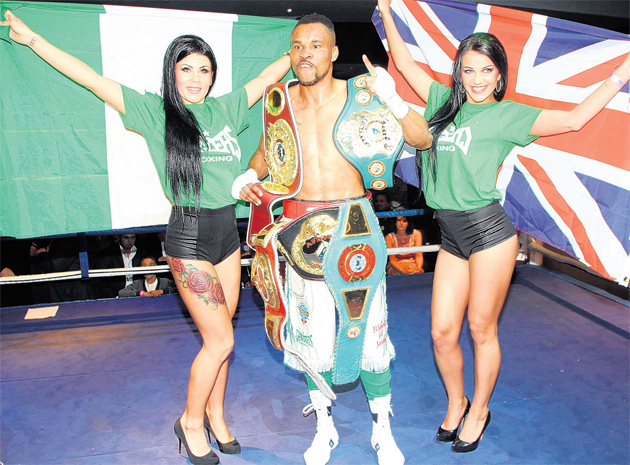 Southampton boxing champ challenged to live up to hype