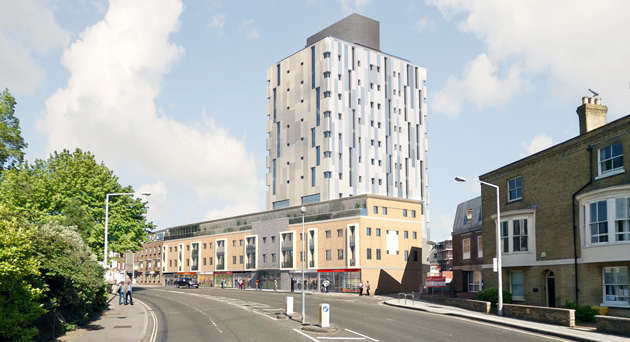 City tower to be converted to student flats in £10m plan