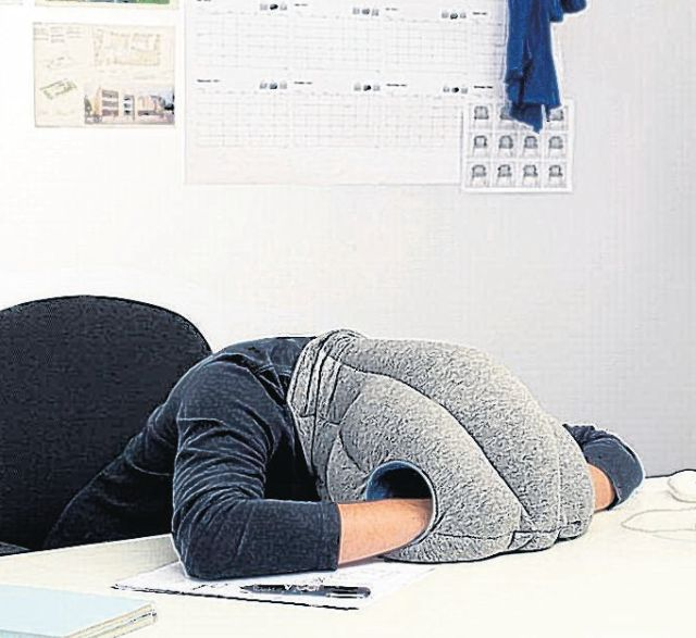 Ostrich pillow heads for more success at top store
