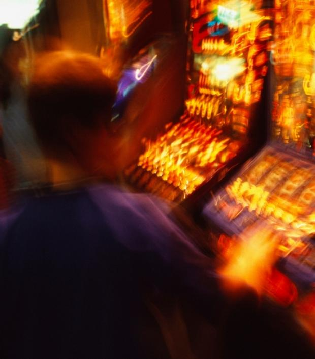 Hampshire gamblers blowing £500m on slot machines