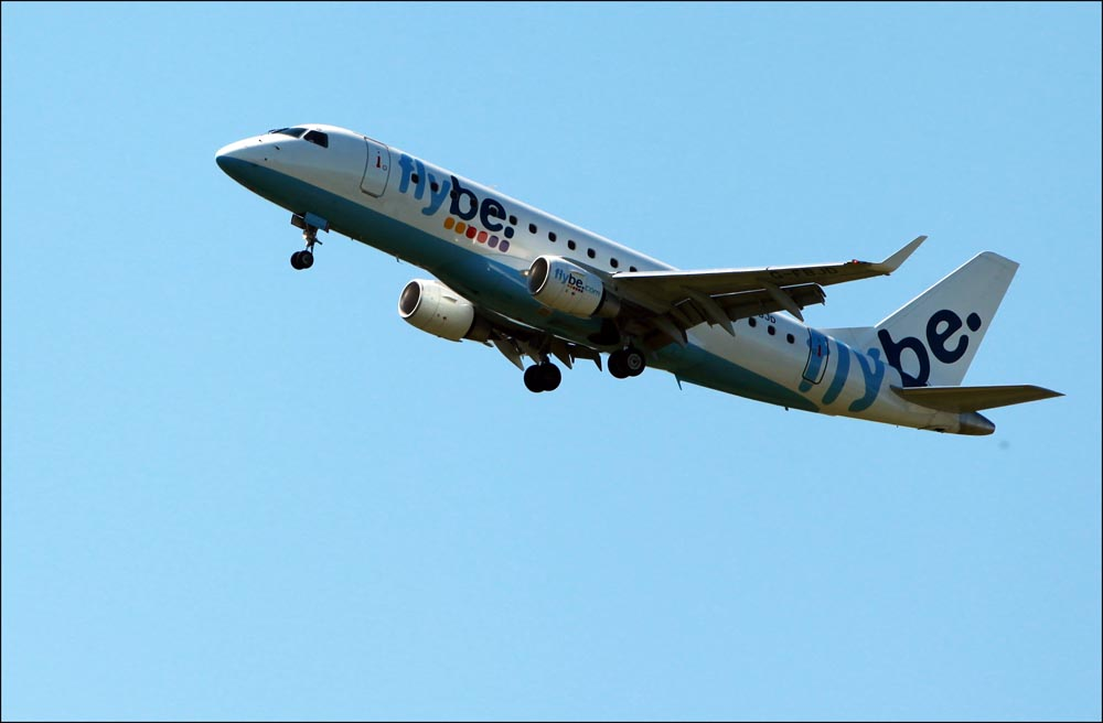 Flybe to get €100m boost from Ryanair's Aer Lingus deal