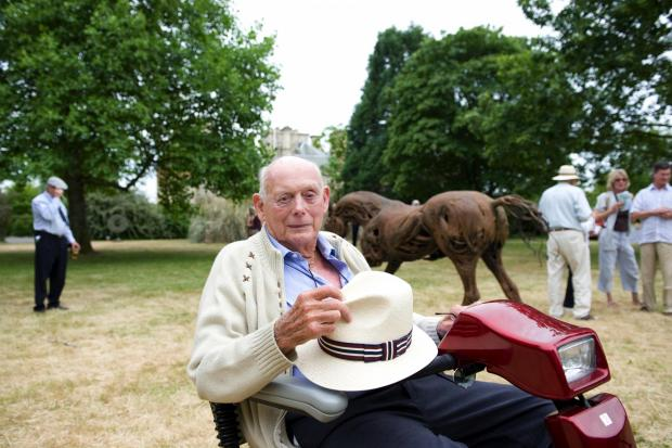 Tributes pour in to 'highly respected, caring and inspirational' Lord Montagu