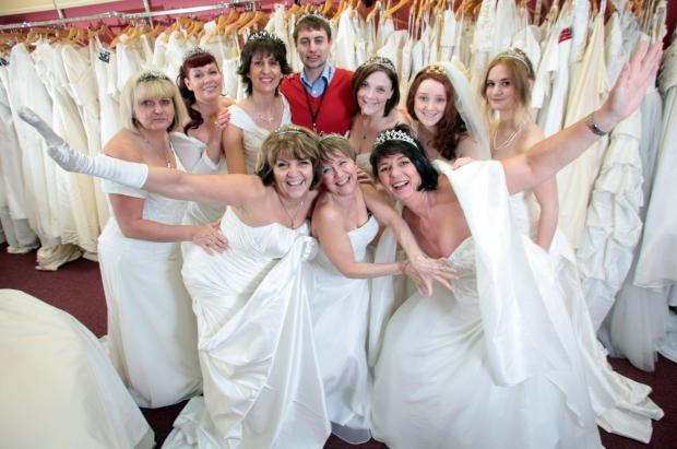 Bid for record breaking number of brides