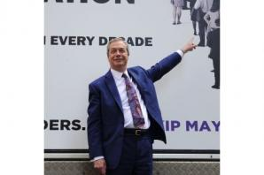 Nigel Farage denies using UK taxpayers' money for security at Ukip events
