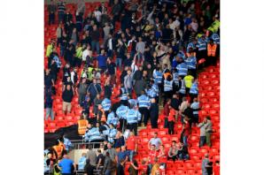 Millwall vow to impose life bans after fans' Wembley disorder