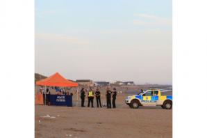 Camber Sands search called off after swimmer found safe and well