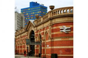 Leicester tops 'least railway stations per population' poll