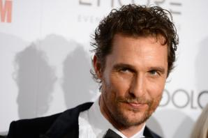 Matthew McConaughey considers rom-com return after Civil War role