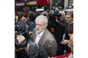 Anti-semitism campaigners file complaint against Jeremy Corbyn