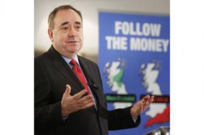 'Full English Brexit' bad for Scotland's health, says Alex Salmond