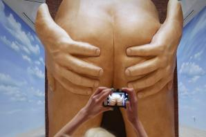 Giant buttocks and £20,435.99 in pennies feature in Turner Prize exhibition