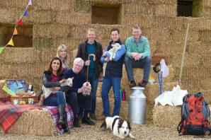 Countryfile leaves viewers red-faced at dogging quips