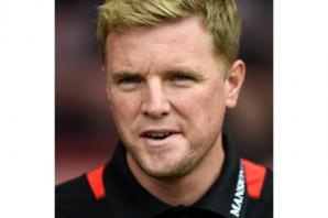"Eddie Howe ""not interested"" in England job for now"