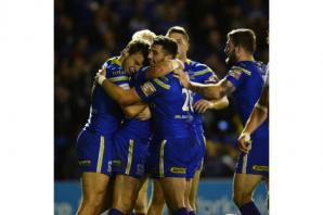Warrington heading to Old Trafford Grand Final after beating St Helens