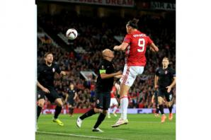 Ibrahimovic header snatches drab win for United