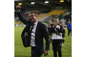 Stephen Kenny confident Dundalk will take historic win in their stride